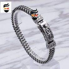 New Egyptian Ankh Symbol of Life Charm Bracelets For Men