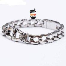 Fashion New Stainless Steel Charm vintage Bracelet for Men