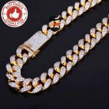 Beautiful Miami Cuban heavy Necklace Chain 18″ 20″