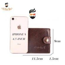 Genuine Leather Short Wallets for Men's click here