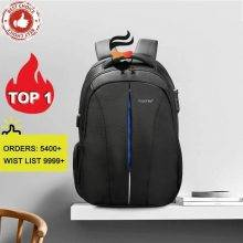 Splash proof 15.6 inch Laptop Backpack Anti Theft